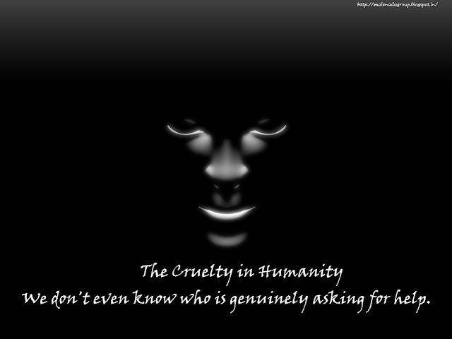 Cruelty Quotes