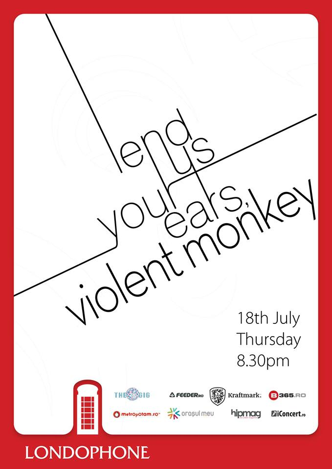 londophone pub lend us your ears violent monkeys cafea unde sa-mi beau cafeaua