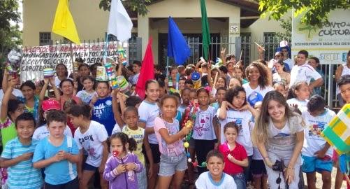 Bate Latas mobiliza comunidade na Diocese de Ipameri
