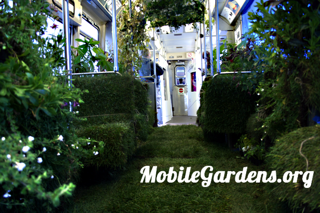 Mobile Garden CTA Chicago