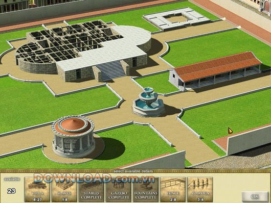 Download game Ancient Rome – Xây dựng đế chế La Mã Full PC