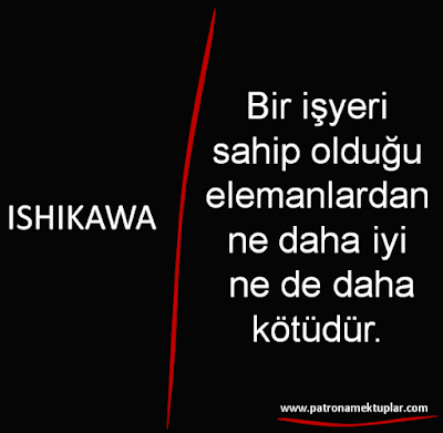 ishikawa-sözleri