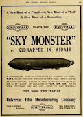 The Sky Monster - 1914