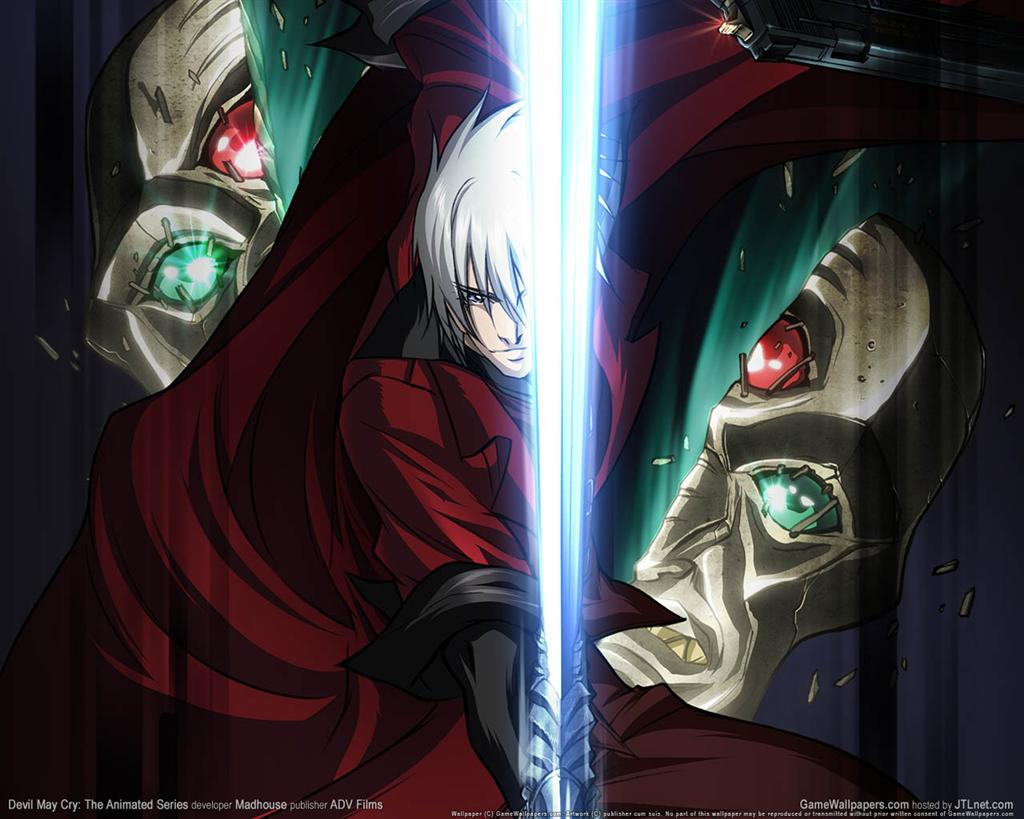 Devil May Cry HD & Widescreen Wallpaper 0.81090995803108
