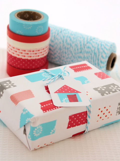 12 Creative Wrapping Ideas #christmas #wrapping #gift