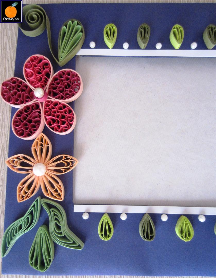 My craft work: Fun with frame