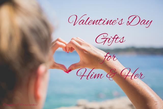 Valentine's, gifts, her, him
