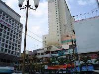 Un marché de Dong. Ho Chi Minh-Ville