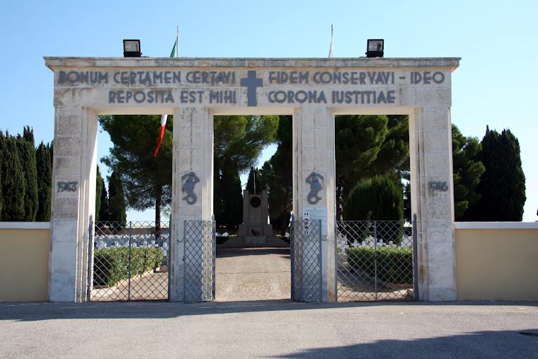 Lista poległych żołnierzy w Casamassima