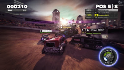 DiRT Showdown-FLT TERBARU 2015 screenshot 3