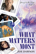 NEWEST RELEASE: WHAT MATTERS MOST