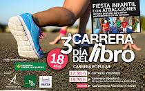 """3ª Carrera """"Dia del Libro"""" de Toledo"""