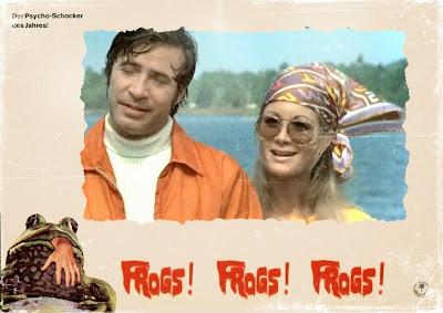 Frogs - Clint und Karen Crockett