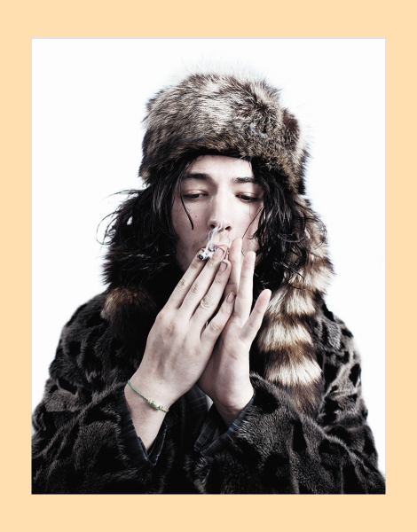 Ezra Miller by Willy Vanderperre for AnOther Man Magazine No.17