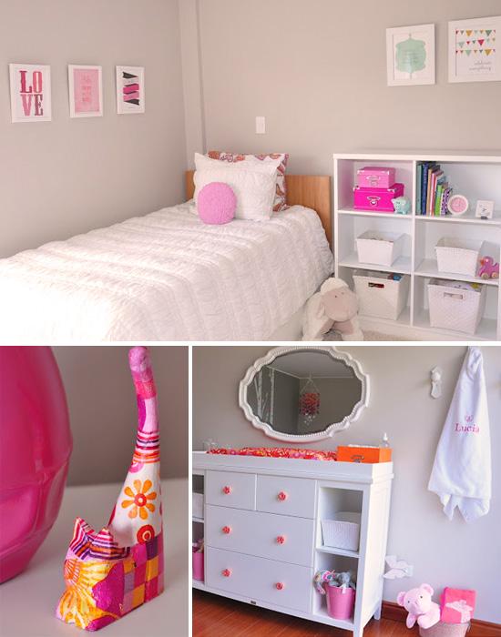 Boho deco chic 2x1 dormitorio de bebe y de ni a - Dormitorio gris perla ...