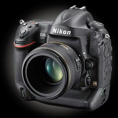 Spesifikasi dan Harga Kamera DSLR Nikon D4S
