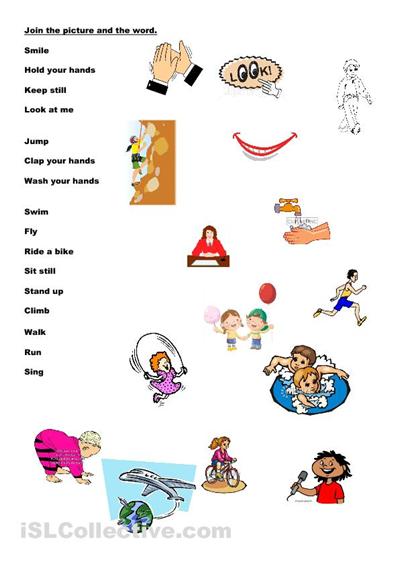 Action Verbs List Grade 3 Be Verb Worksheets Mreichert