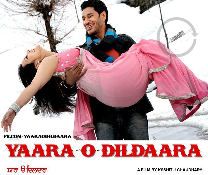 Yaara O Dildaara (2011) DVDSCR