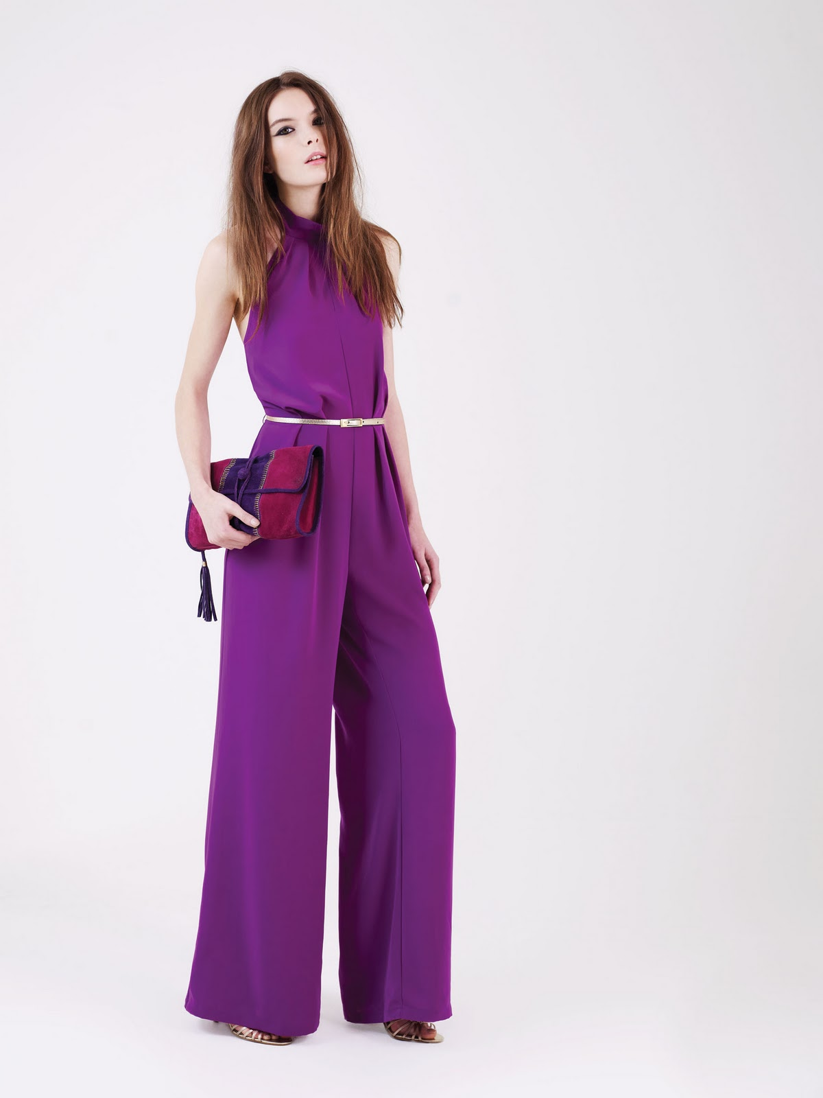 Latest Fashionable Dresses: Jumpsuits - The Perfect Winter Dress