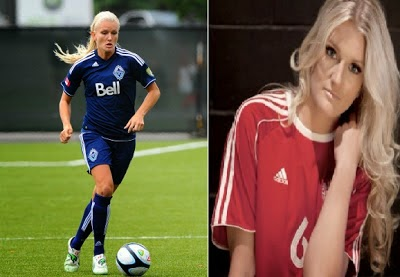 Kaylyn Kyle - Atlet Sepakbola