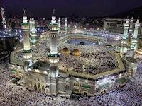 Gambar-gambar Jemaah Haji Yang Buat kita Terpersona