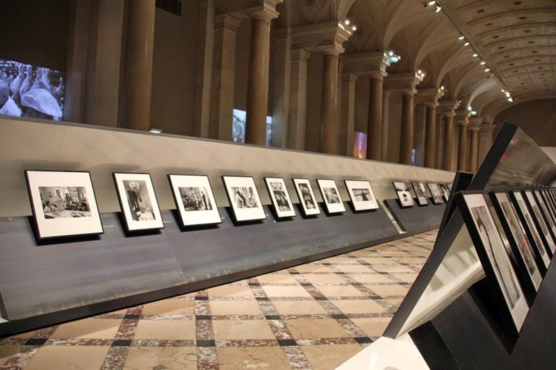 Exposition Paris Magnum - Hôtel de Ville de Paris
