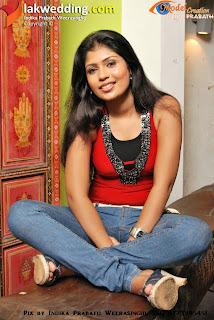 Sandani Sulakna srilankan model