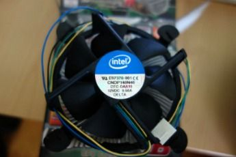 cooler para microprocesadores intel