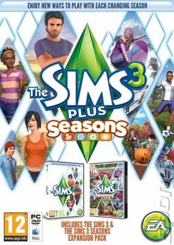 the sims 3 seasons crack for mac