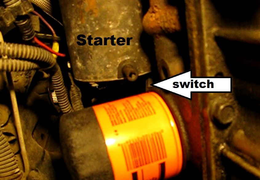 under%2Bview the original mechanic how to replace the starter in a gm 2 4l pontiac sunfire starter wiring diagram at cos-gaming.co