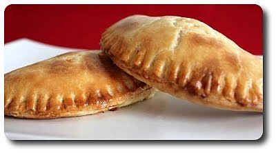 Culinary in the Desert: Savory Chicken Pocket Pies...