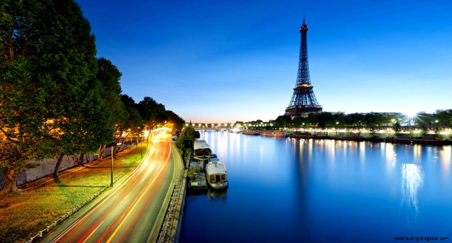 Paris Wallpaper Wallpapers Quality