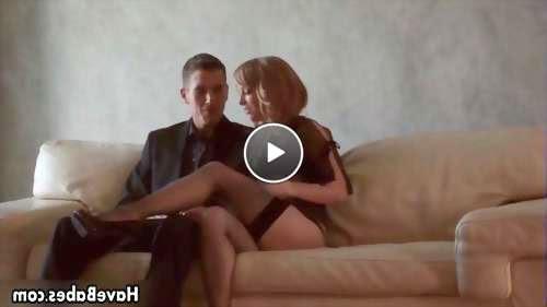 brunette loves nude video video