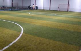 Rumput Sintetis lapangan futsal