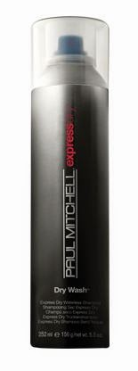 Paul Mitchell Express Dry Waterless Shampoo Dry Wash