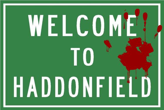 31 days of michael myers haddonfield - Haddonfield Nj Halloween