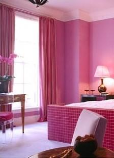 Estilo moderno deco dormitorios for Recamaras rosas
