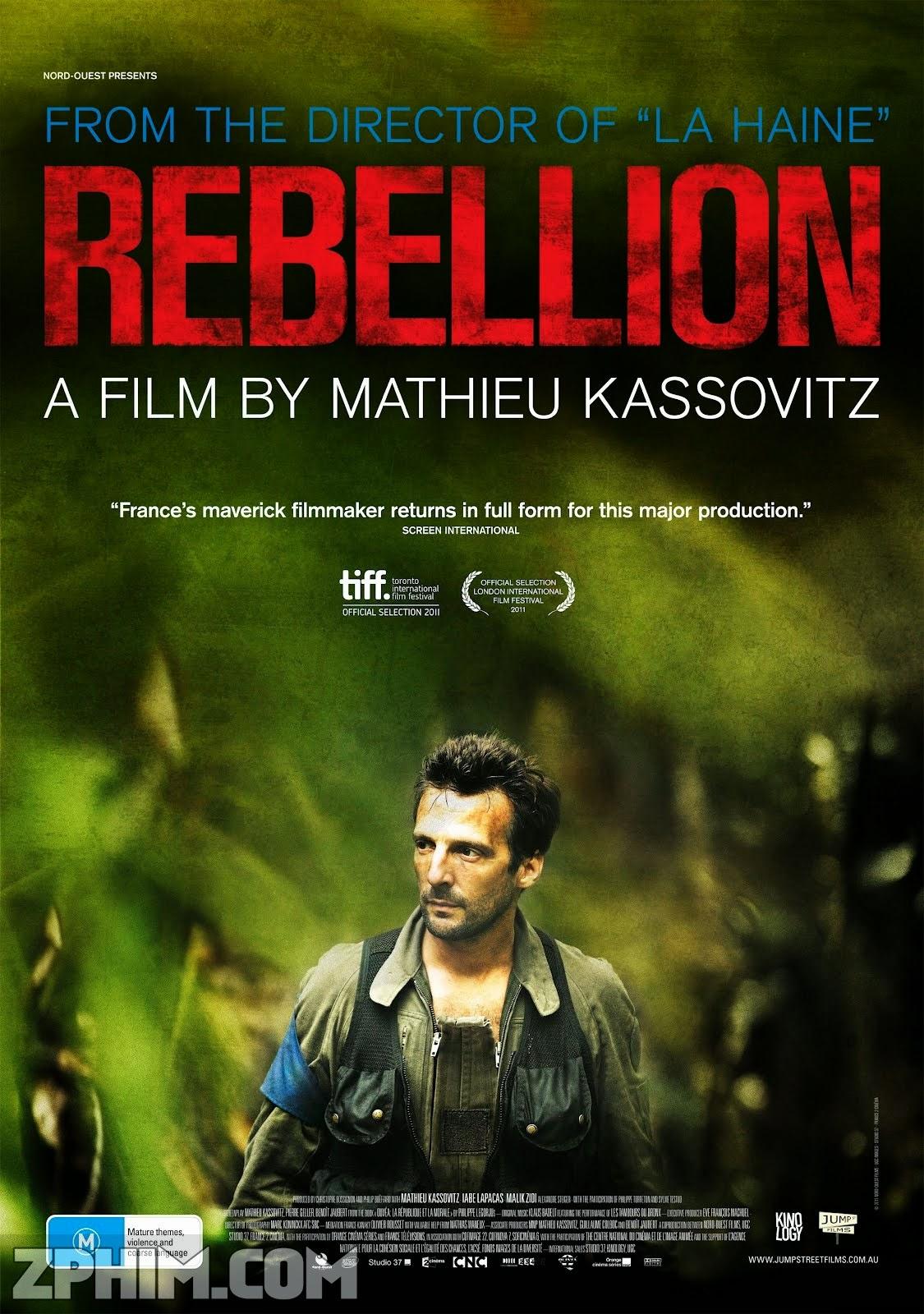 Hòn Đảo Bất Khuất - Rebellion (2011) Poster