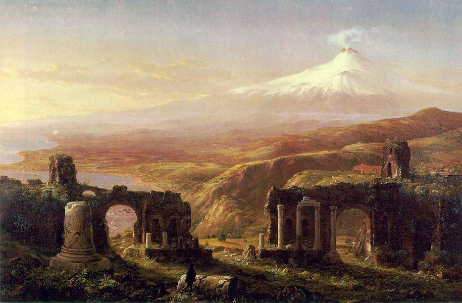 "thomas cole essay on american scenery analysis Skills such as analysis,  them read the cole quotation from ""essay on american scenery  they have learned about thomas cole and his ideas about the american."