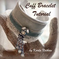 Cuff Bracelet Tutorial, Karla Nathan