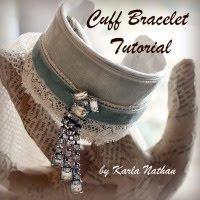 Cuff Bracelet Tutorial, Karla Nathan