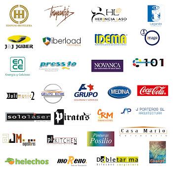 Empresas Patrocinadoras y Colaboradoras