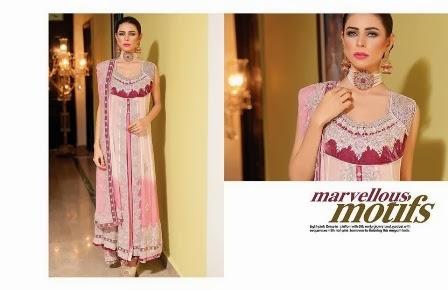 Bridal Dresses Marvellous Motifs