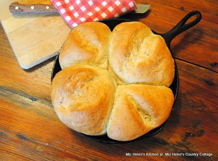 Herb Skillet Bread
