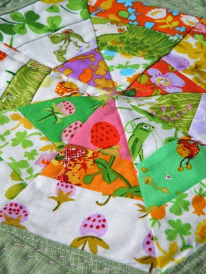 Whimsical Wednesday with a Briar Rose quilt!