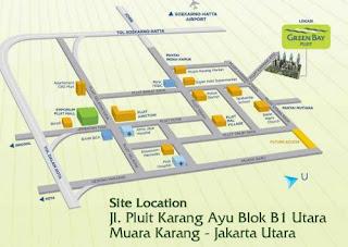 Sewa Apartemen Green Bay Pluit Jakarta Utara