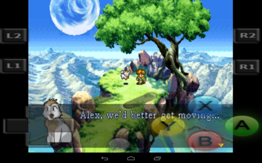 RetroArch para Android, Emulador de Consolas