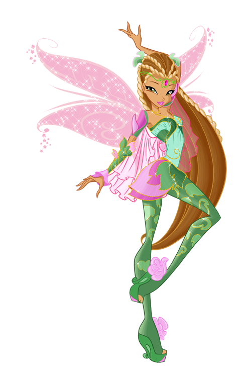 Winx club regal fairy pngs saison 6 de l 39 application - Winx magic bloomix ...