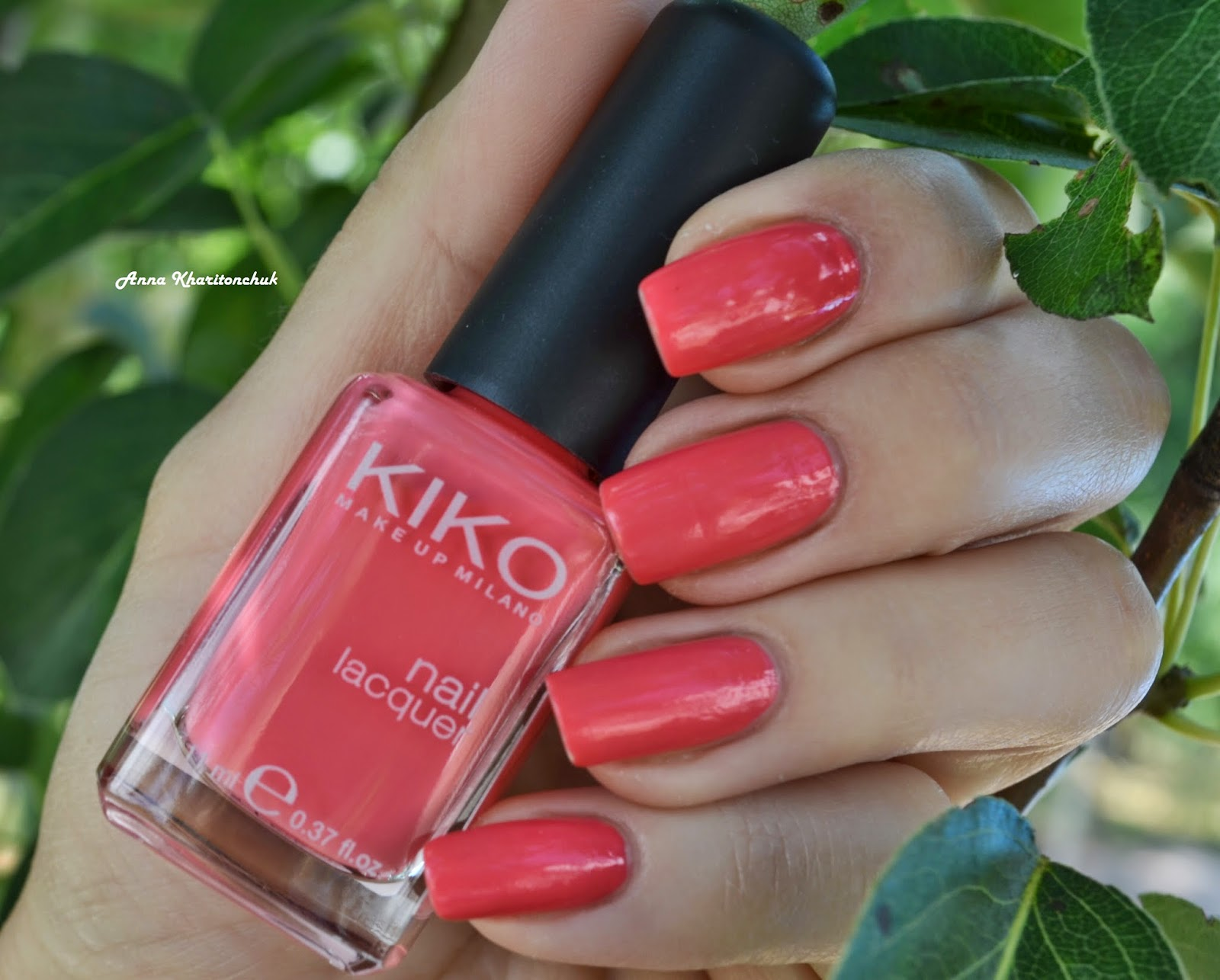 Kiko 360 Strawberry Pink