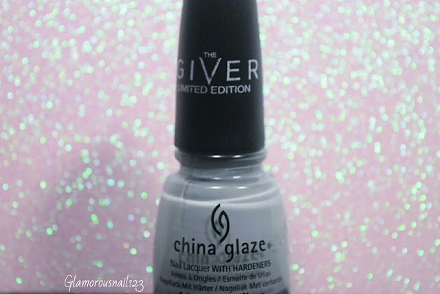 "China Glaze The Giver Collection ""Intelligence, Integrity, & Courage"""